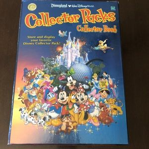 Disney Collectors Pack and mini figures